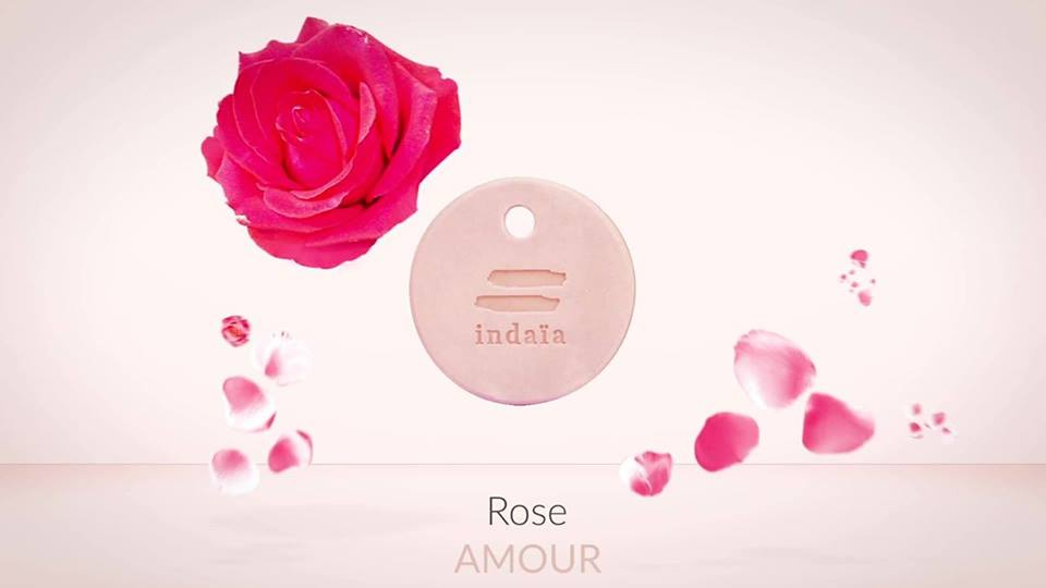 AUTOMOBILIO KVAPAS - ROSE. LOVE